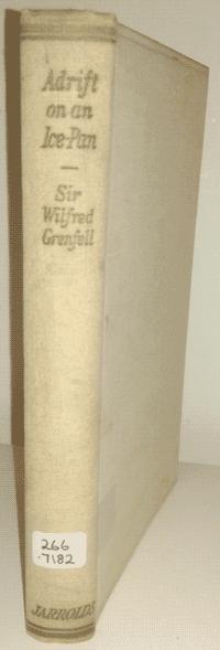 Sir Wilfred Grenfell [1865-1940], Adrift on an Ice-Pan