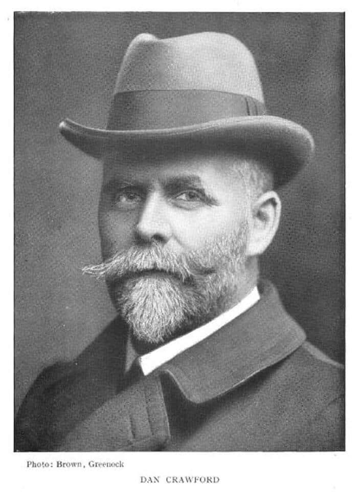 James Joseph Ellis [1853-?], Pioneers in African Wilds. The Life Stories of Robert Moffatt and Dan Crawford