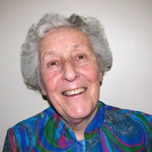 Dr Valerie Inchley, OBE