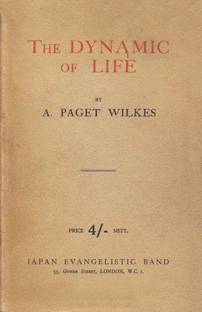 Alphaeus Paget Wilkes [1871-1934], The Dynamic of Life